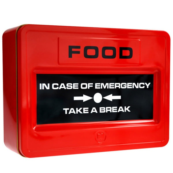 Emergency Food Box
