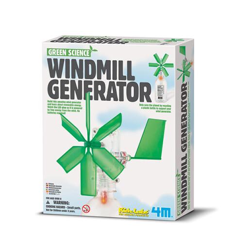 Vindmølle Generator