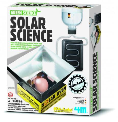 Solar Vitenskap