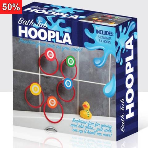 Hoopla Badekarspill