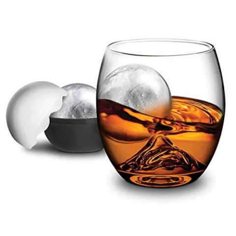 Grand Rock Glass and Ice Ball