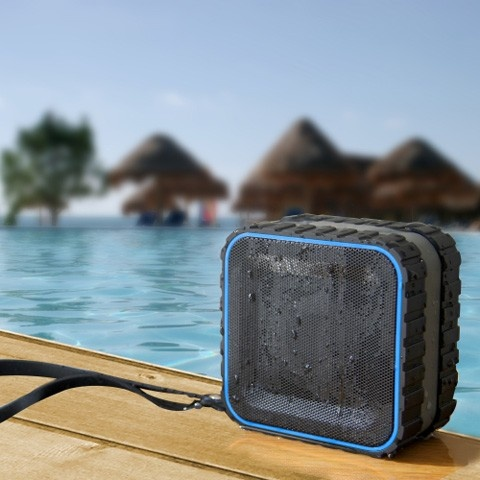 Bluetooth Splash Høytaler