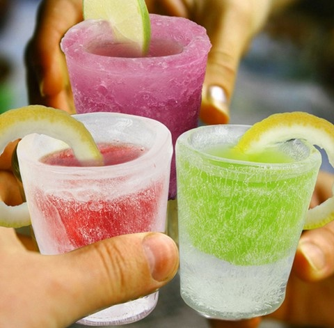 Ice Shot Glass - 4 pack