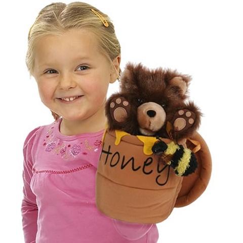 Bjørn i Honningkrukke