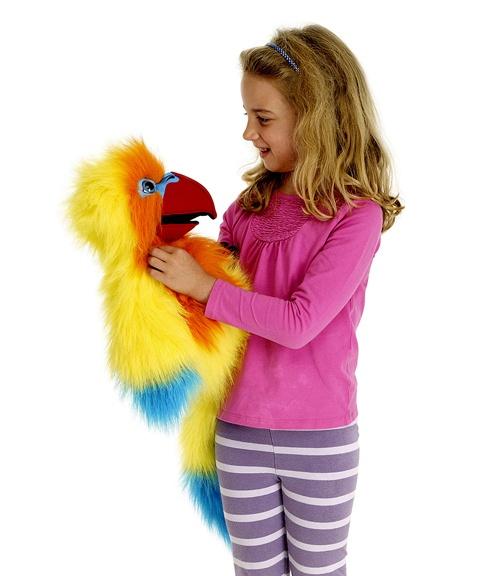 Papegøye - Marionette