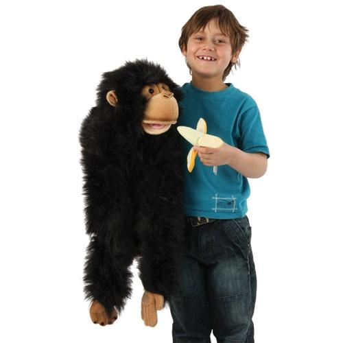 Chimpanse - Marionette