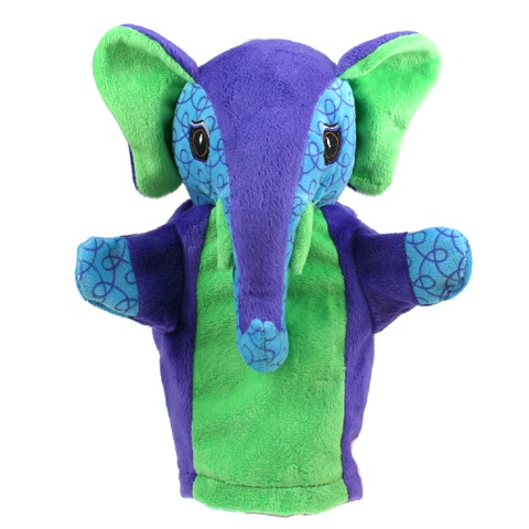 My Second Puppets – Elefant