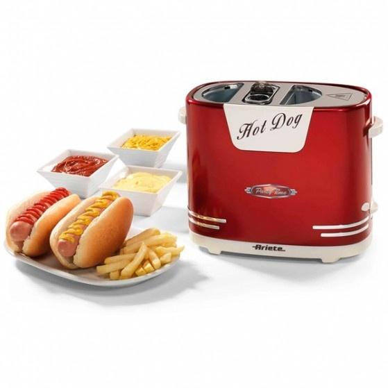 Hot Dog - Pølsemaskin