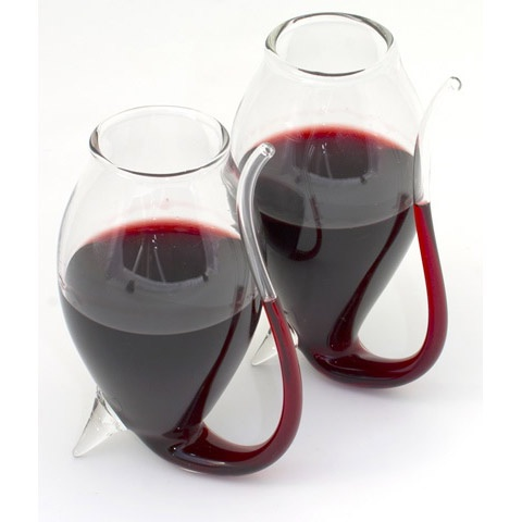 Port Sipper Glass