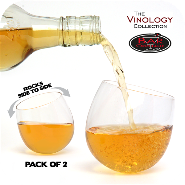 Whisky Rockers Glasses 2 stk