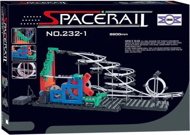 SpaceRail 1