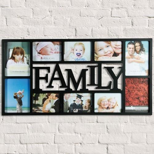 Family - Bilderamme